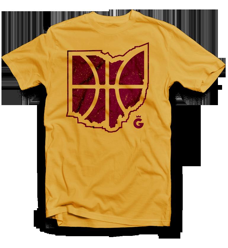 Ohio Basketball: Yellow