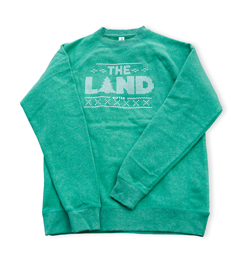 The Land Christmas Sweatshirt
