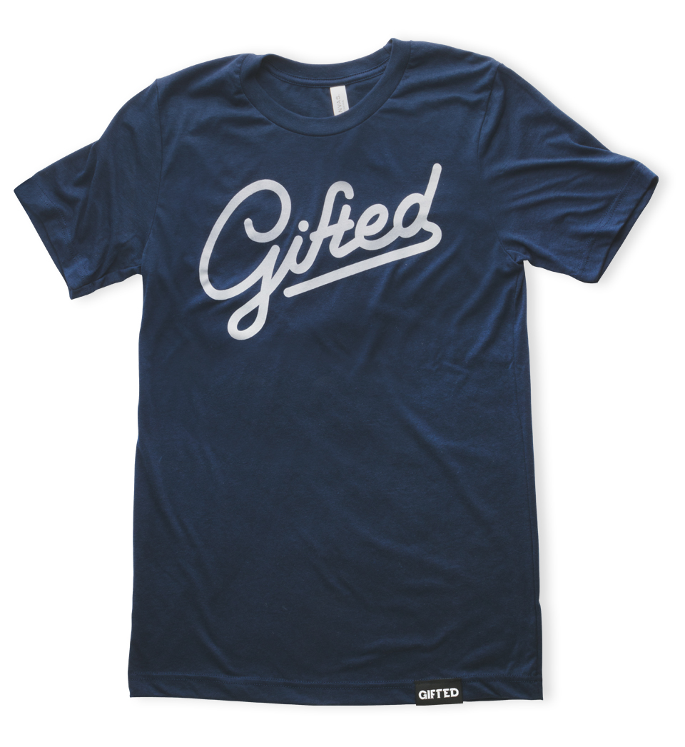 Gifted Script: Navy