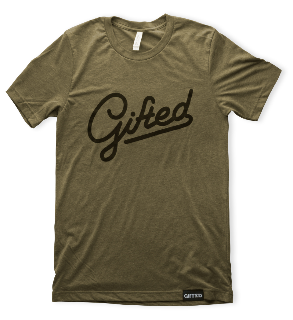 Gifted Script: Olive