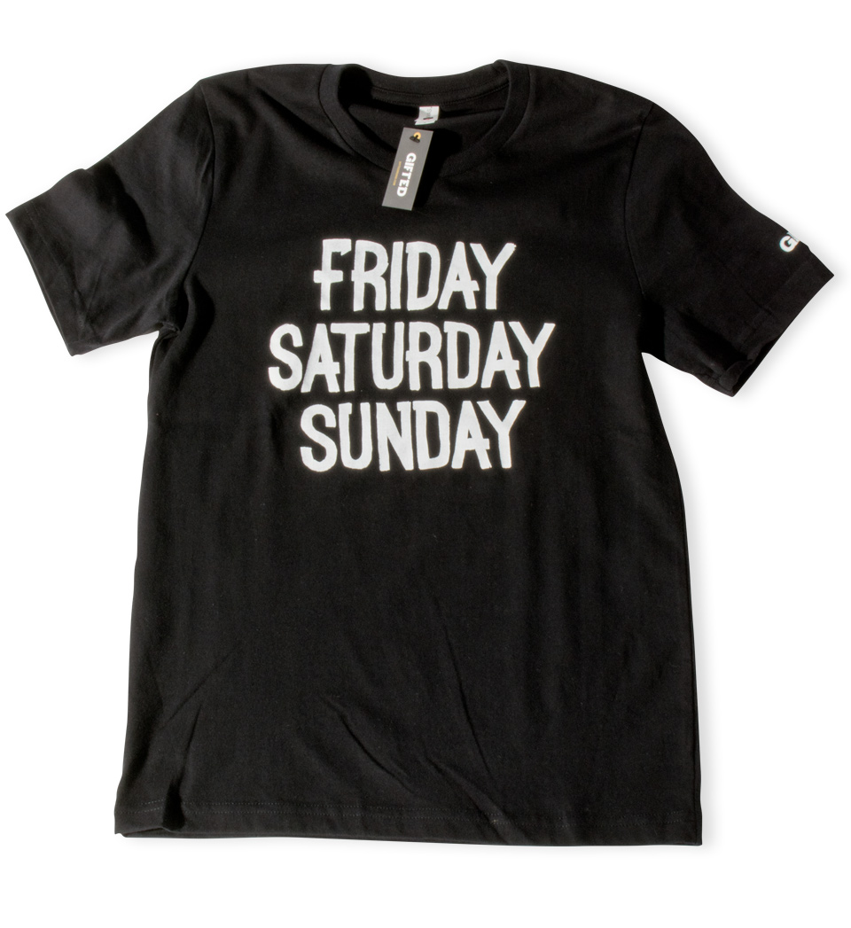 Weekends: Black